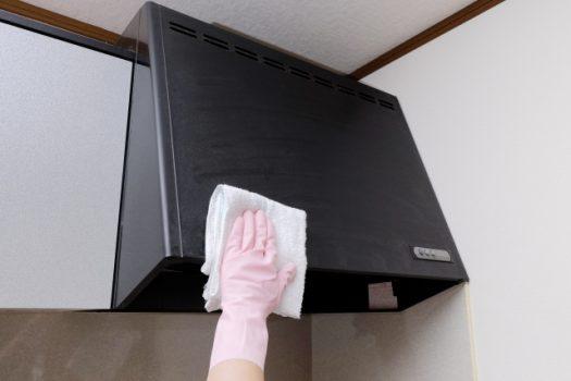 換気扇を簡単に掃除する方法