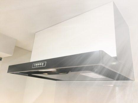 キッチンの換気扇から臭う