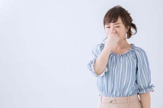 換気扇を回していない状態で臭う