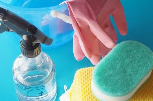 外した「フィルター・カバー・シロッコファン」を掃除する方法